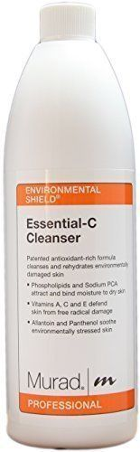 Murad Essential-C Cleanser 16.9 Ounce (Salon Size) Free Shipping