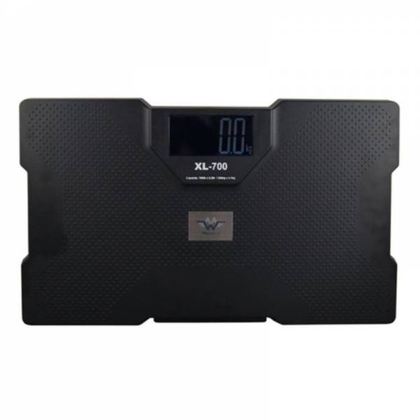 Buy Best My Weigh Xl-700 Talking Bathroom Scale 700 Lb, 320kg with 3 Weighing Mode, Black