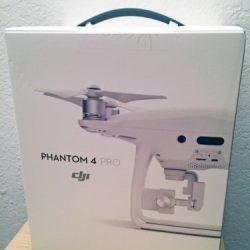 Buy Best NEW DJI Phantom 4 Pro Quadcopter Drone 4K60 Gimbal-Stabilized 20MP Camera SEALED