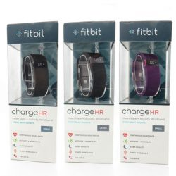 Buy Best NEW Fitbit Charge HR Activity Fitness Heart Rate + Sleep Wristband Large & Small