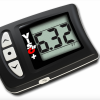NEW L&B Viso II+ Electronic Visual Skydive Digital Altimeter