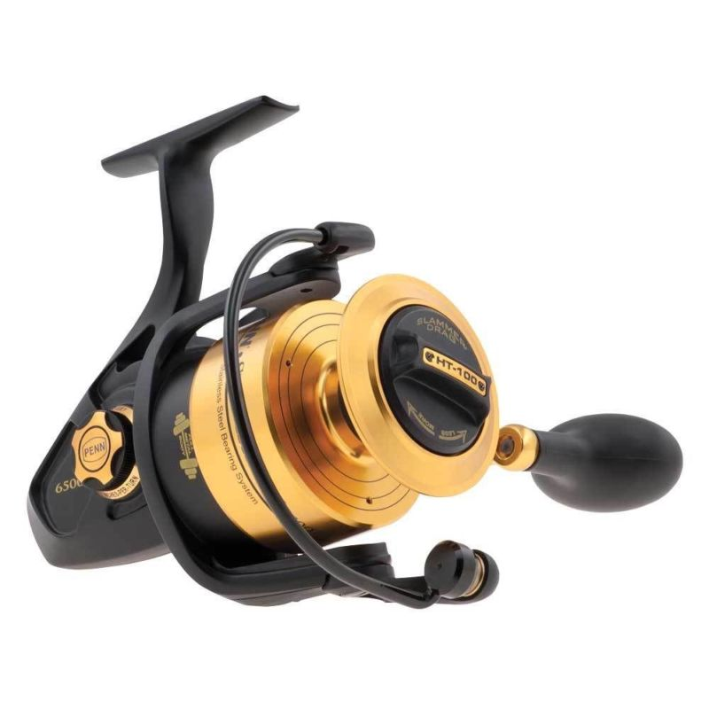 Buy Best NEW Penn Spinfisher V 6500 Saltwater Spinning Reel SSV6500