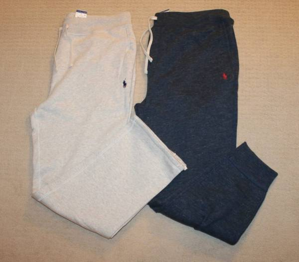 NEW Polo Ralph Lauren Pony Logo Fleece Sweatpants S M XL XXL
