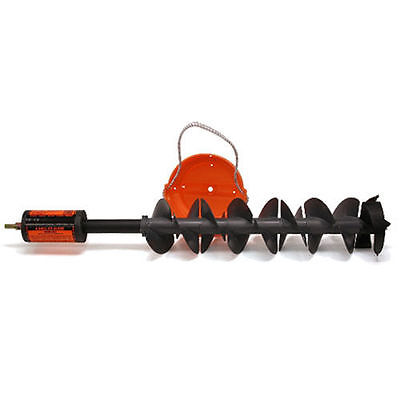 Buy Best NEW USA K-Drill Ice Drill 8 Inch Assembly IDRL08 Ice Fishing for Cordless Drills