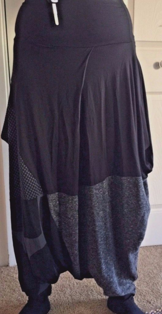 Buy Best NWT - ALEMBIKA - PUNTA PANTS Ballon Harem BoHo - SIZE 3 (M) Retail Over $200