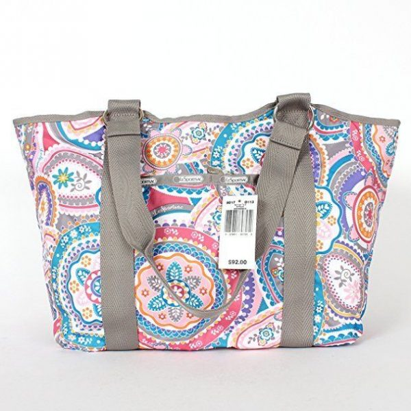 NWT LeSportsac Medium Carryall Mingle Tote REG $92  PEFECT SIZE!