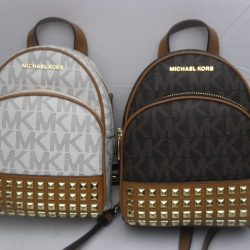 Buy Best NWT MICHAEL KORS PVC ABBEY XS EXTRA SMALL STUDDED BACKPACK BAG VARIOUS COLORS