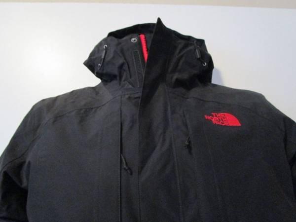 Buy Best NWT Mens TNF The North Face Cinder Tri 3 in 1 Hooded Waterproof Jacket - Black