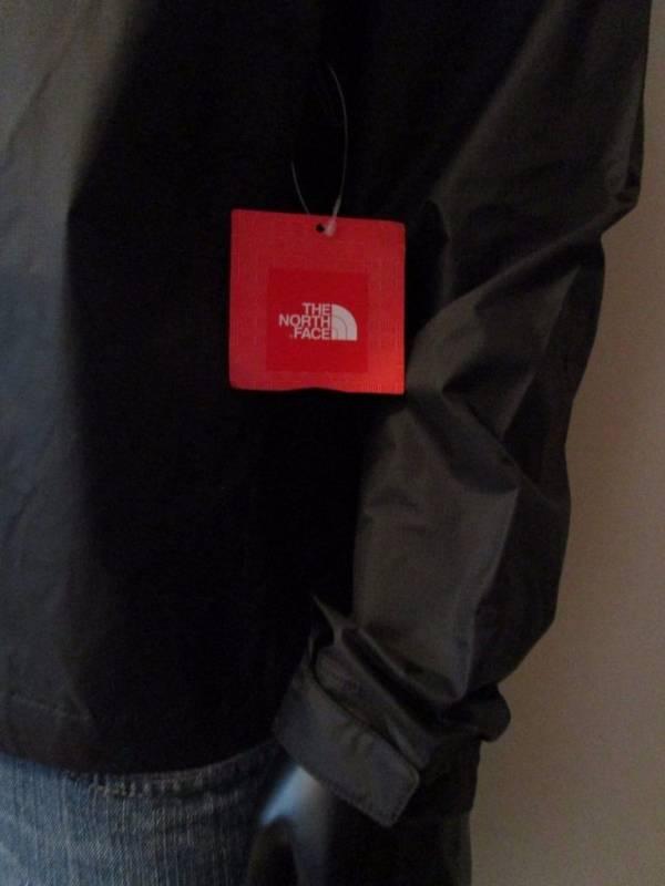 Buy Best NWT Mens TNF The North Face Venture Dryvent Waterproof Hooded Rain Jacket Black