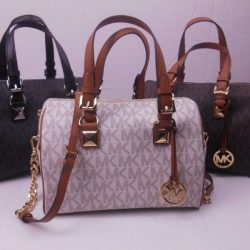 Buy Best NWT Michael Kors MK Medium Satchel Grayson Tote Crossbody Bag Various Colors