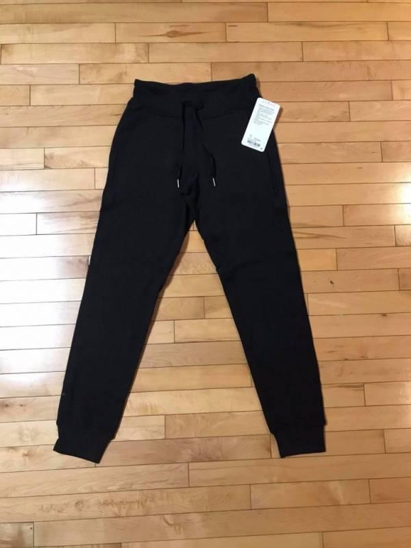 "NWT Women's Lululemon Ready To Rulu Pants 29"" Black Reflective size 4 ($108)"