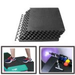 New 54 Tiles 216 Sq Ft Interlocking EVA Foam Floor Mat Flooring Gym Playground