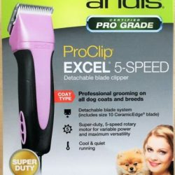 Buy Best New Andis EasyClip Pro-Animal 5-Speed Detachable Blade Clipper Kit,Pet Grooming