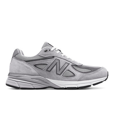 Buy Best New Balance M990GL4: 990 Made in the USA Gray Castle Rock Mens Running Sneaker