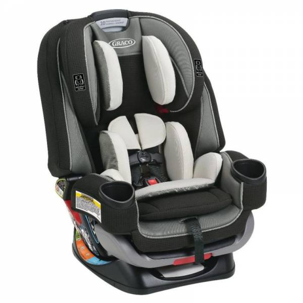 Buy Best New Graco 4Ever Extend2Fit All in One Convertible Car Seat - Carpenter