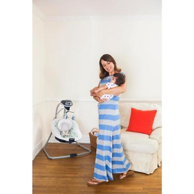 Buy Best New Graco Simple Sway Swing With Compact Frame Design - Prairie Model:CE94CE98