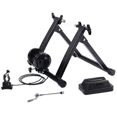 Buy Best New Magnetic Indoor Bicycle Bike Trainer Exercise Stand 5 levels of Resistance