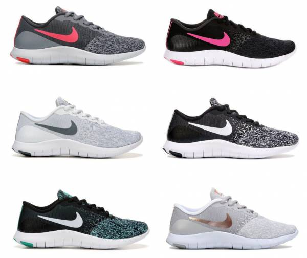 Buy Best New Nike Flex Contact Womens Casual Running Sneakers various colors