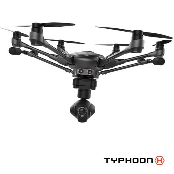 Buy Best New YUNEEC Typhoon H Hexacopter 4K Camera CGO3+ Professional Drone Bundle