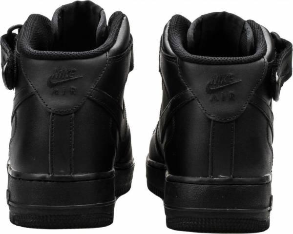 Buy Best Nike Air Force 1 One Mid '07 Black 315123-001  Mens 8 - 13