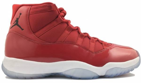 Buy Best Nike Air Jordan Win Like 96 Retro 11 XI Gym Red 378037 623