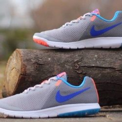 Buy Best Nike Flex Experience RN 5 Grey Blue Coral 844729-003 Women's Running Shoes NEW!