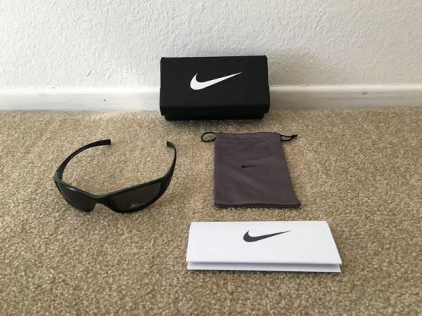 Buy Best Nike Men's Sunglasses Tarj Sport Black EVO178 Max Optics Lenses New w/Tags Box