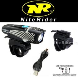 Niterider Lumina 1100 Boost Lumen Bright Bike Head Light USB Rechargeable 6770