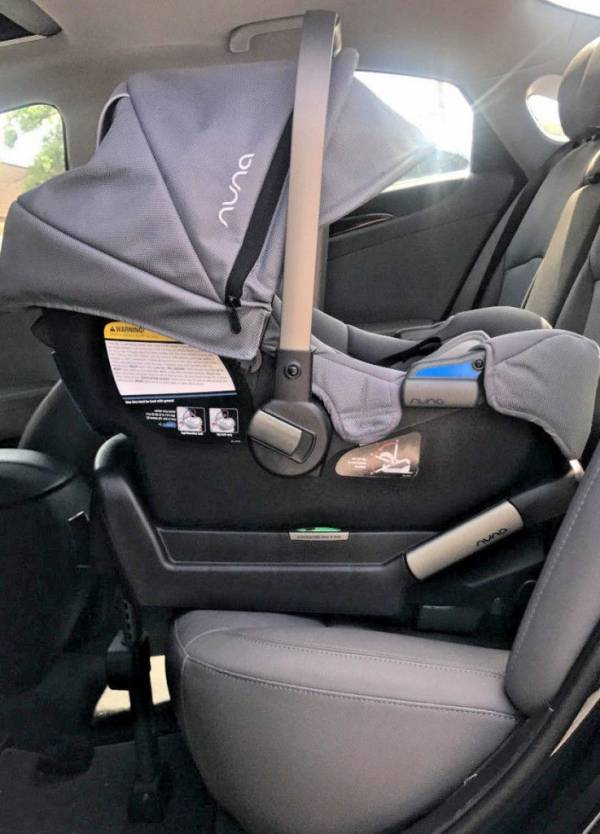 Buy Best Nuna Pipa Graphite Grey Gray Infant Car Seat and Base Brand New NIB