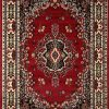 Buy Best PERSIAN BURGUNDY AREA RUG 9 X 12 LARGE ORIENTAL CARPET 69 - ACTUAL 9'2'' X 12'5""