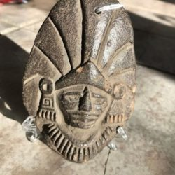 Buy Best PRE COLUMBIAN MAYAN FIGURAL EFFIGY- VERY FINE CONDITION