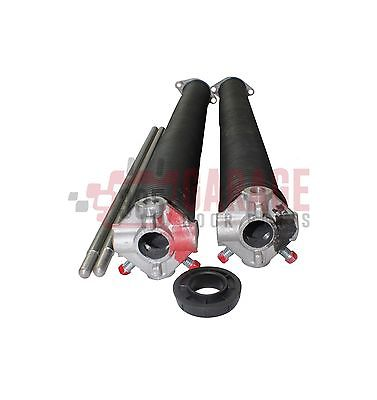 """Buy Best Pair of .225 Garage Door Torsion Springs Any Length Up to 36"""" With Winding Bars"""