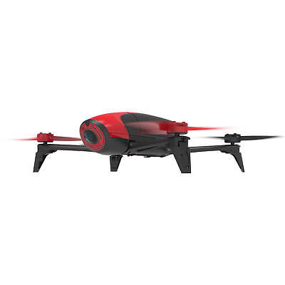 Buy Best Parrot Bebop 2 Quadcopter Drone with HD Video 14MP Flight Camera (Red) PF726000