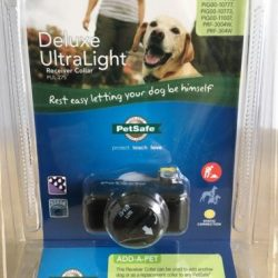 PetSafe Deluxe Ultralight Dog Collar Fence Receiver