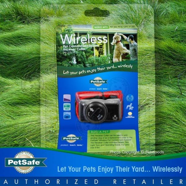 Buy Best PetSafe Extra Wireless Dog Fence Receiver PIF-275-19 Shock Collar PIF-300 IF-100