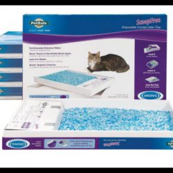 PetSafe ScoopFree Litter Tray Refills - 6-Pack Premium Blue Crystals