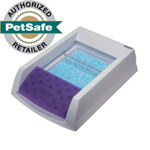 PetSafe ScoopFree Original Self Cleaning Litter Box System PAL00-14242