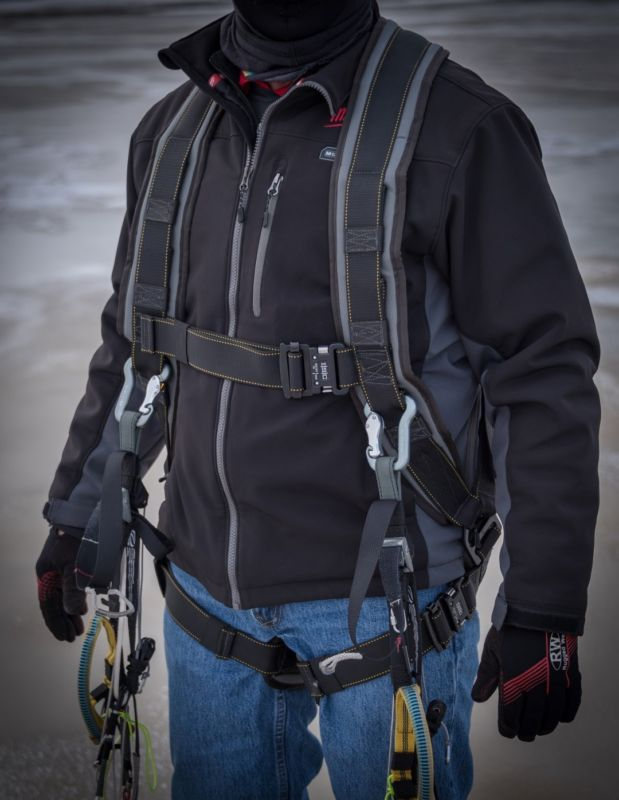 Buy Cheap Powered Paragliding Kiting Harness Ppg Ground
