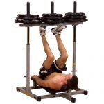 Buy Best Powerline PVLP156X Vertical Leg Press Machine - Plate Loaded Quad Glutes Hams