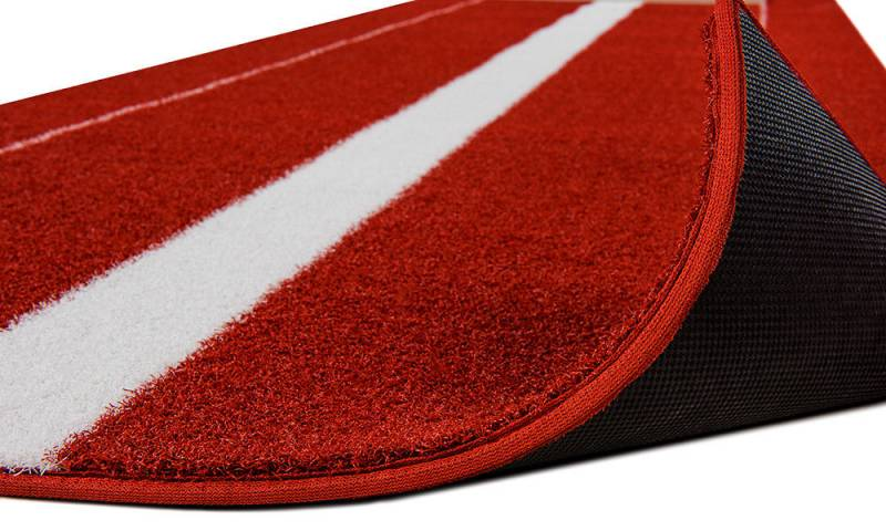 Buy Cheap Pro Ball Softball Pitching Mat With Power Line
