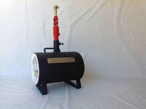 Buy Best Propane Forge Knife Making Blacksmith Gas Forge Farriers furnace Made in U.S.A