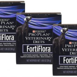 Purina Veterinary Diets FortiFlora Canine Probiotic 3 ct multpack (90 ct total)