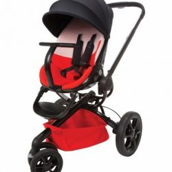 Quinny Moodd Stroller - Bold Block Red-NEW IN BOX AND FREE SHIPPING
