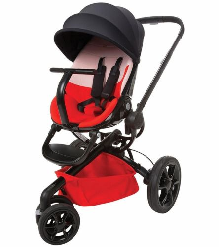 Buy Best Quinny Moodd Stroller - Bold Block Red-NEW IN BOX AND FREE SHIPPING