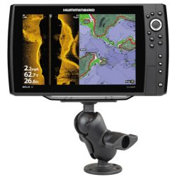 "Buy Best RAM D Size 2.25"" Ball Mount for Humminbird Helix 9, 10 & 12"