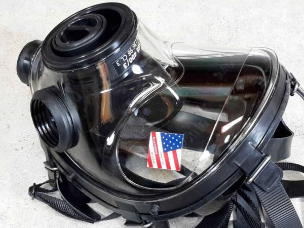 Buy Best SGE 400/3 Gas Mask / Respirator - CBRN & NBC Protection -NEW - Made Nov. 2017 !!