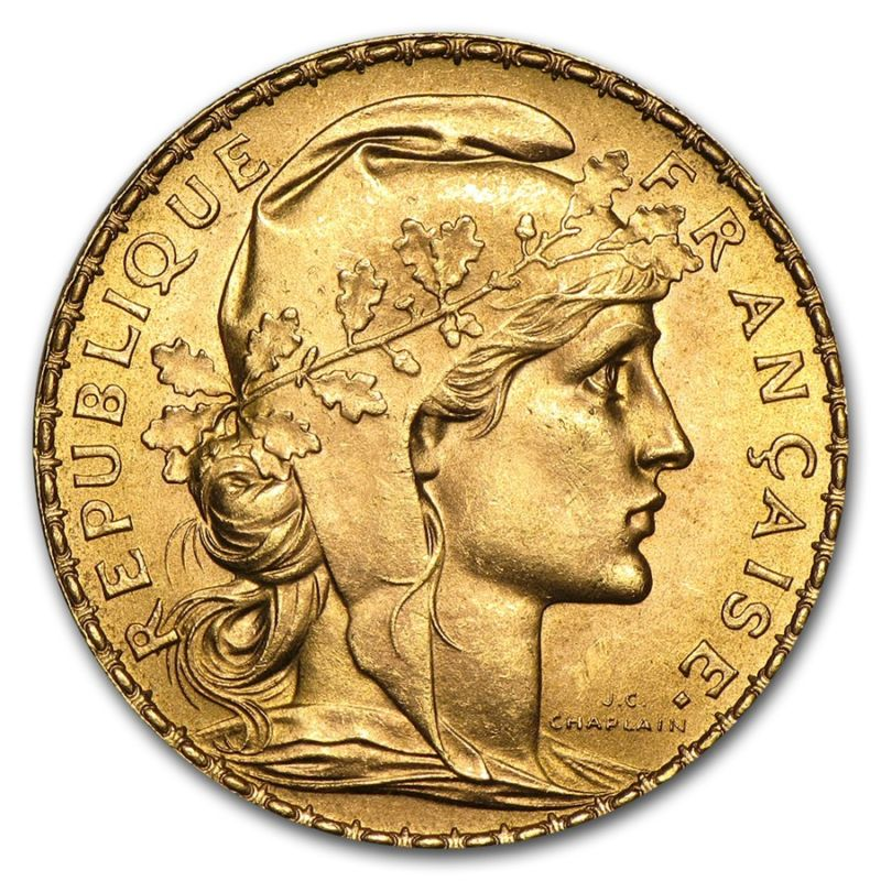 Buy Cheap Special Price France Gold 20 Francs French