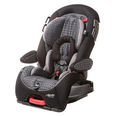 Safety 1st Alpha Elite 65 Convertible 3-in-1 Baby Toddler Car Seat, Dexter
