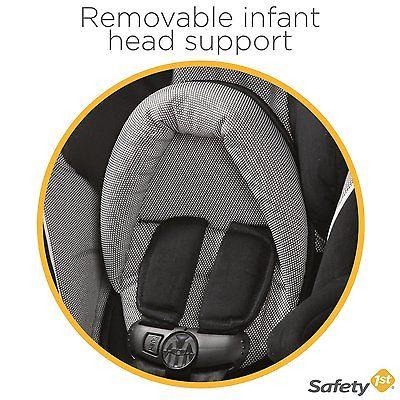 Safety 1st Alpha Omega Elite 3 in 1 Baby Toddler Convertible Car Seat. Quartz