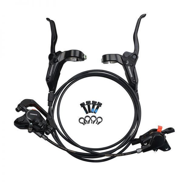 Buy Best Shimano BR-BL-M315 MTB Hydraulic Disc Brakes Set Pre-Filled with 160mm Rotor